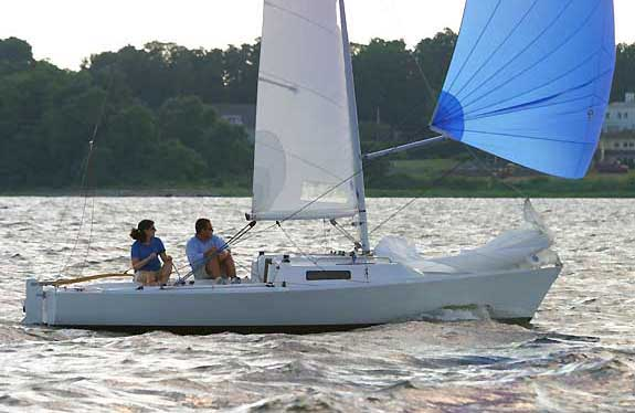 advanced keelboat j22